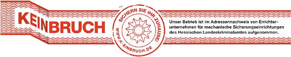 K Einbruch Reus Einbruchschutz Hanau