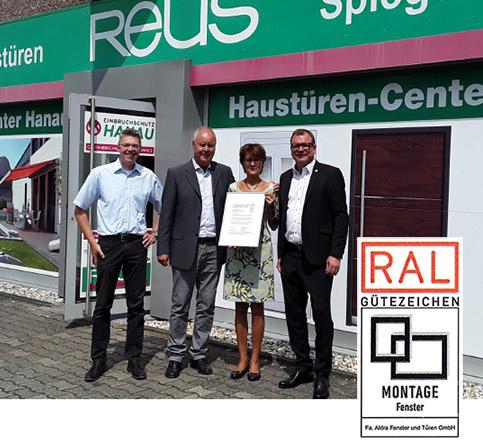 Reus Einbruchschutz Hanau